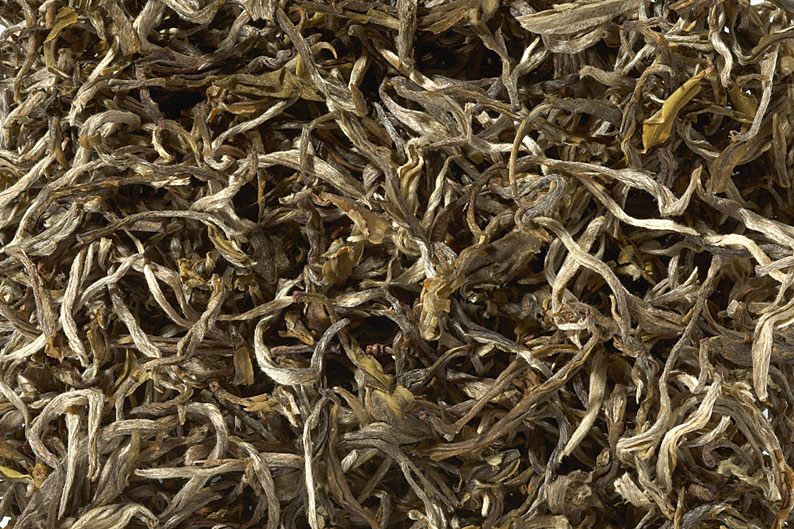 Snow Dragon 1oz. (Yellow tea) - Click Image to Close