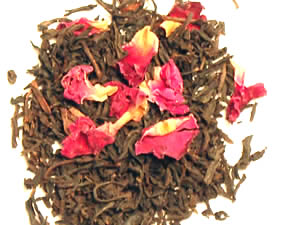Rose Congou 4 oz