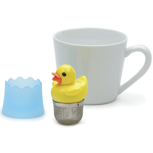 Duckie one cup tea infuser