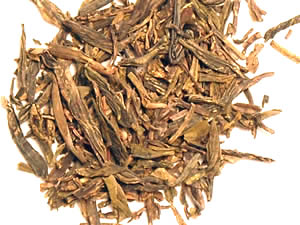 Chinese Dragonwell 4 oz