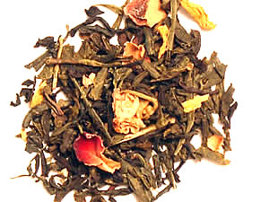 Tea Garden Green/Black Blend 4 oz