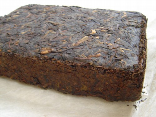 250g Yunnan Pu'Er tea brick (1 pc)