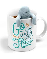 Manatea infuser and mug gift set
