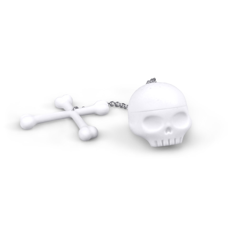 Tea Bones Spooky Mr. Skeltal tea infuser